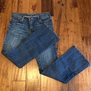 The Limited Jeans Low Rise Bootcut